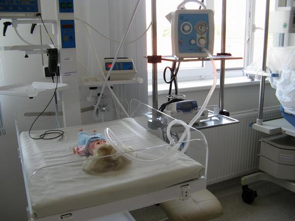 resuscitátor pro novorozence
