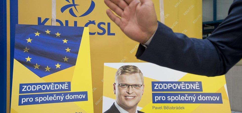 KDU-ČSL představila volební heslo Zodpovědně