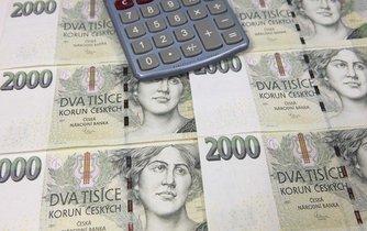 Rozpočet na rok 2018 počítá se schodkem 50 miliard