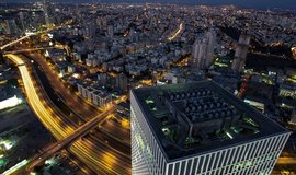 Centrum izraelského Tel Avivu