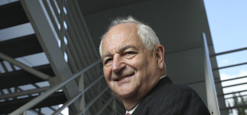 Martin Wolf, ekonomický komentátor deníku Financial Times