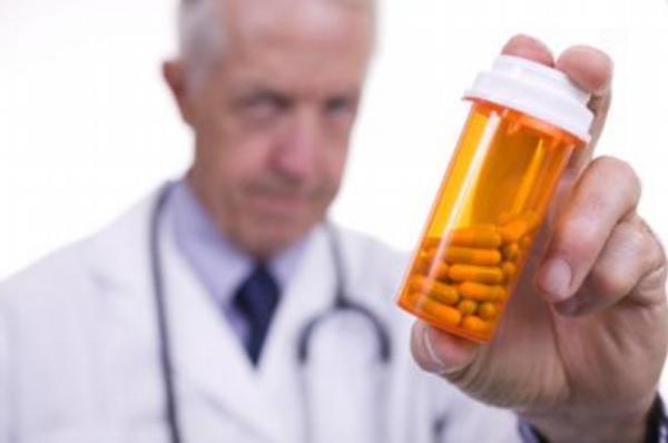 lékař, léky
