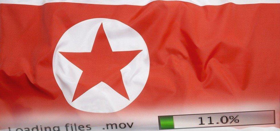 Severokorejští hackeři, ilustrační foto