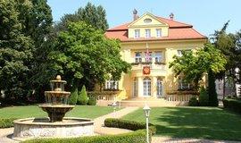Ruská ambasáda v Bratislavě, ilustrační foto