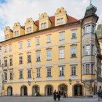 Radniční domy vlastní hlavní město Praha