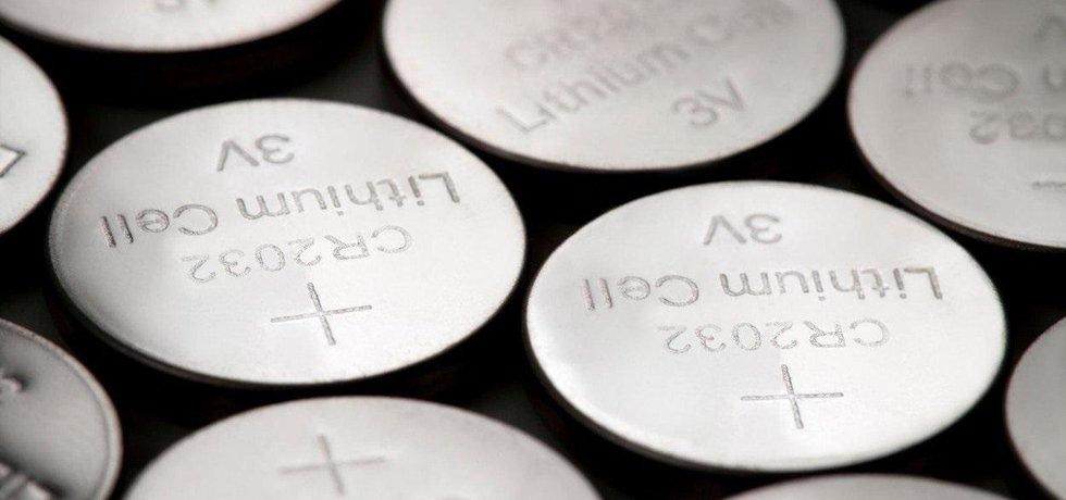 Lithiové baterie, ilustrační foto