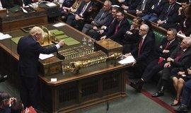 Britský parlament, ilustrační foto