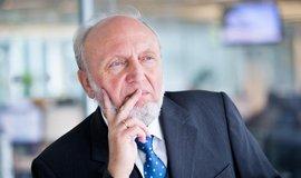 Německý ekonom Hans-Werner Sinn, ilustrační foto