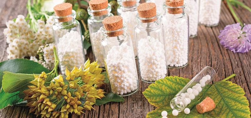 *homeopatie, bylinky, alternativní medicína