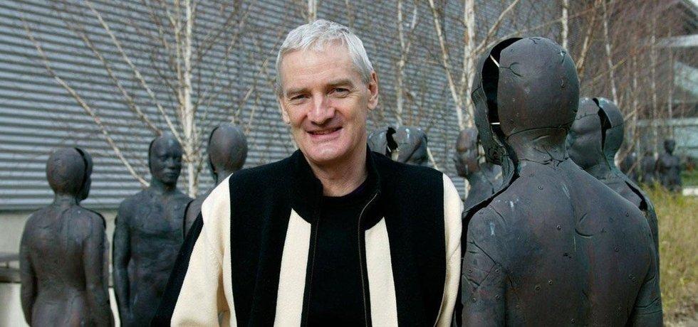 Vynálezce James Dyson, ilustrační foto