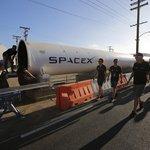 Testovací dráha SpaceX pro systém Hyperloop