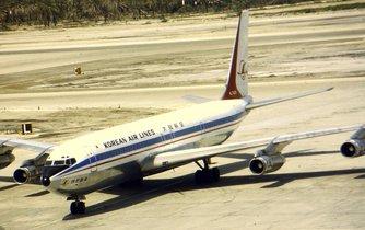 Boeing 707 společnosti Korean Air