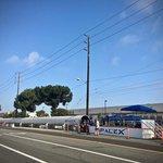 Testovací dráha v Kalifornii, ve které se uskutečnil studentský závod v hyperloopu