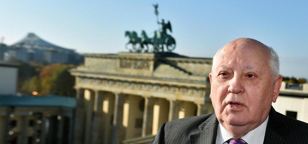 Michajl Gorbačov