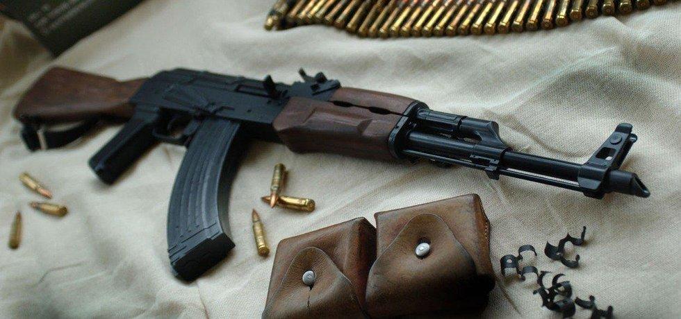 AK - 47, ilustrační foto