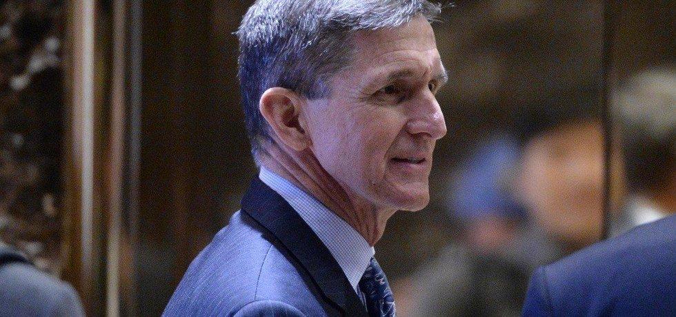 Bývalý bezpečnostní poradce Bílého domu Michael Flynn