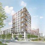 Urbanistickou koncepci vytvořil architekt Jakub Cigler