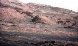 Povrch Marsu - ilustrační foto (Foto ČTK)