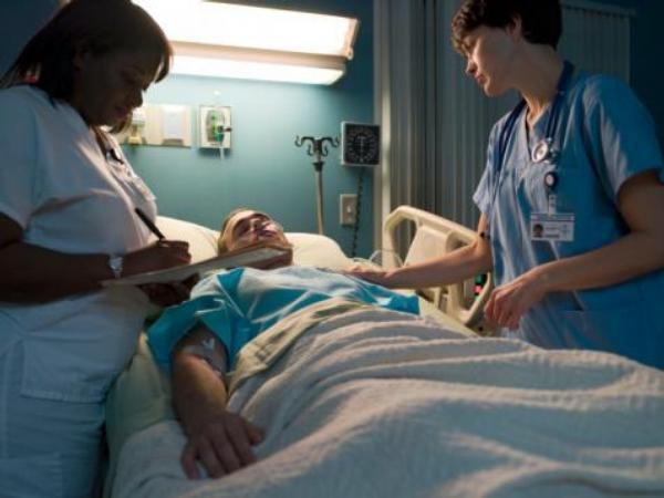 sestra, sestry, nemocncie, pokoj, pacient