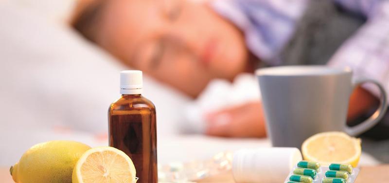 *nemoc, chřipka, léky