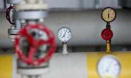 Zásobník plynu, ilustrační foto