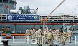 Íránské námořnictvo, ilustrační foto