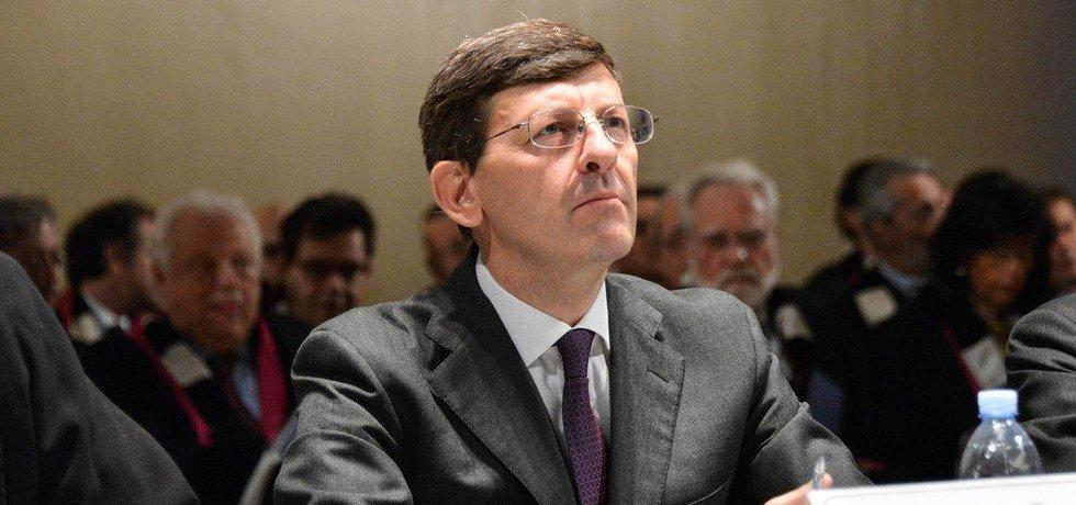 Ředitel Vodafonu Vittorio Colao
