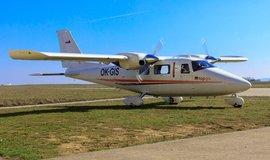 VulcanAir P68C TC OK-GIS