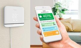 Chytrý termostat firmy Tado, ilustrační foto
