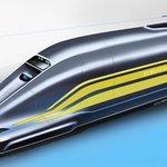 Koncept vlaku NGT Cargo.