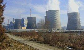 Uhelná elektrárna Tuzla v Bosně