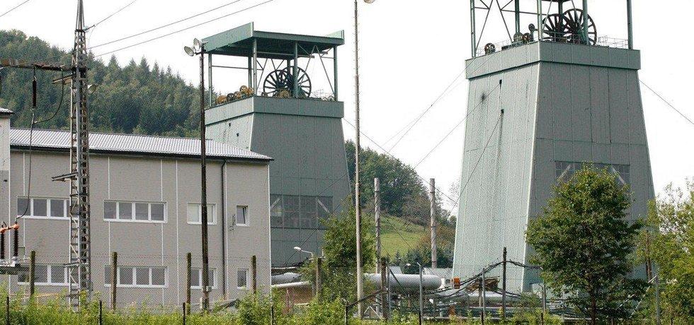 Zakonzervovaný uhelný důl ve Frenštátě pod Radhoštěm, ilustrační foto