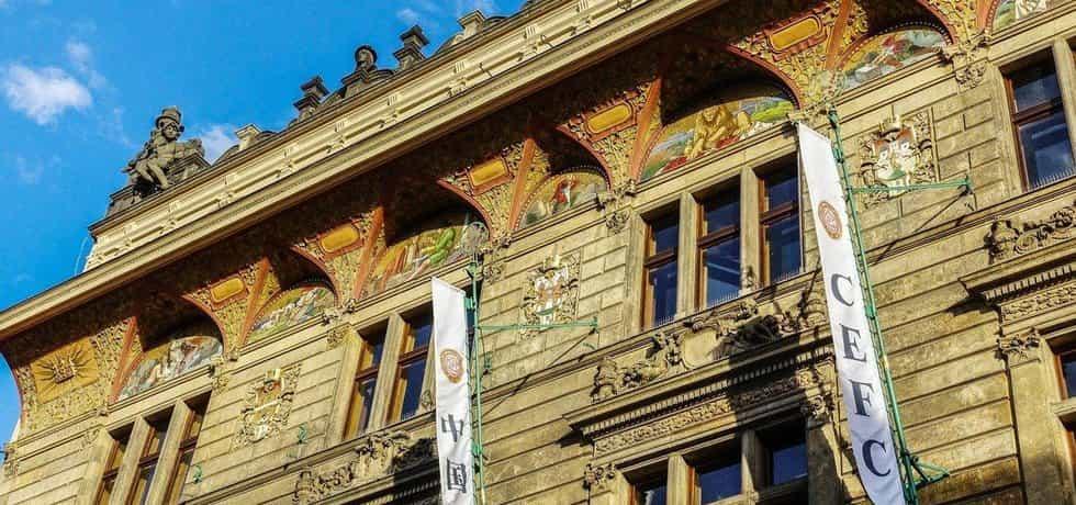 Budova bývalé Živnobanky v Praze