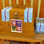 Prvorepubliková urna v krušnohorské Přebuzi