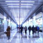 Jedna z nových stanic moskevské podzemky.