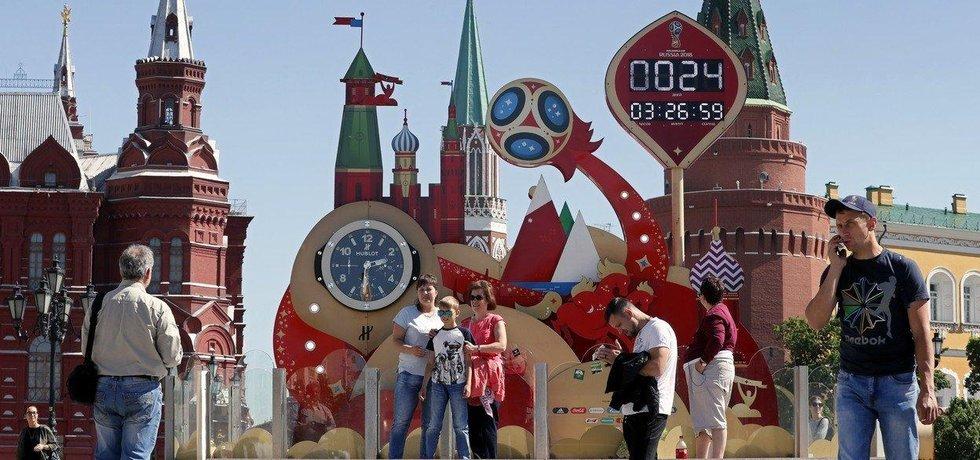 Odpočítávání. Fotbalové mistrovství světa v Rusku začne v polovině června