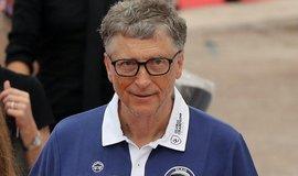 Nejbohatší člověk světa Bill Gates