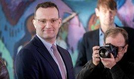 Německý ministr zdravotnictví Jens Spahn, ilustrační foto