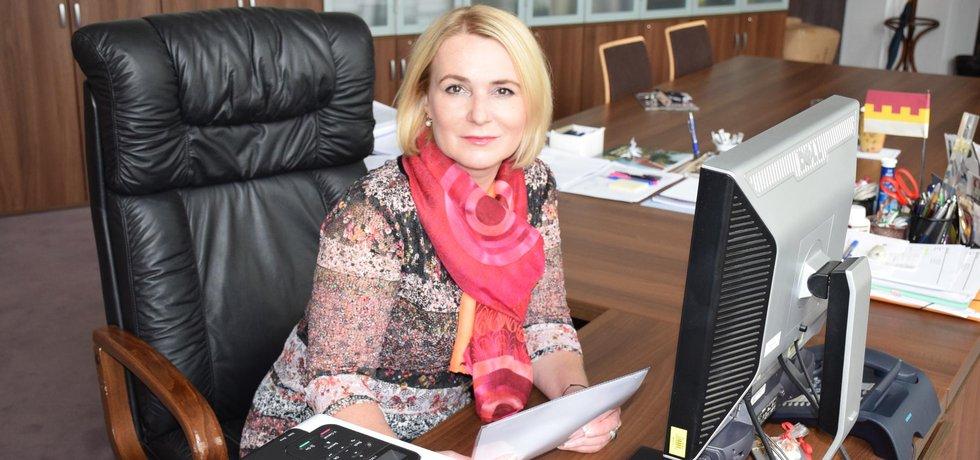 Poslankyně za ODS Jana Černochová