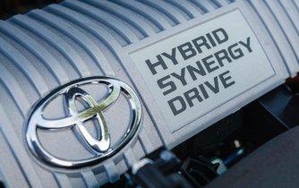 Toyota Prius, ilustrační foto