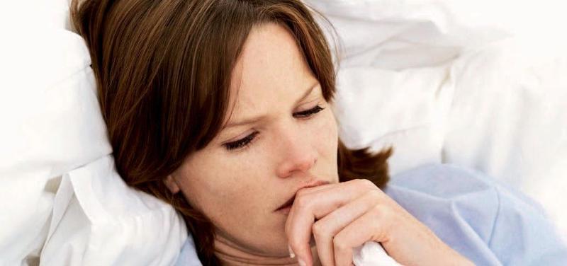 Ilustrační foto; nemoc, chřipka, nachlazení