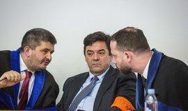 Soudní stání s Marianem Kočnerem
