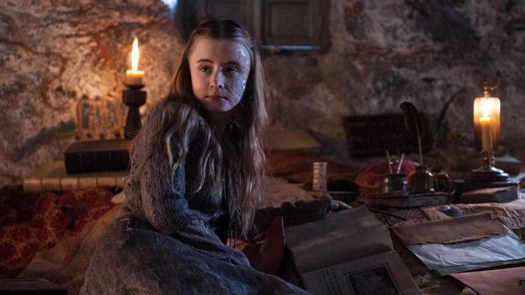Shireen Baratheon - mrtvá