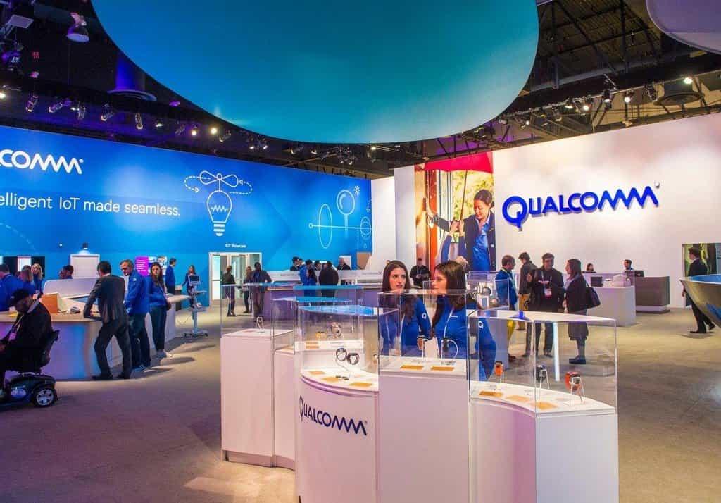 Prezentace společnosti Qualcomm