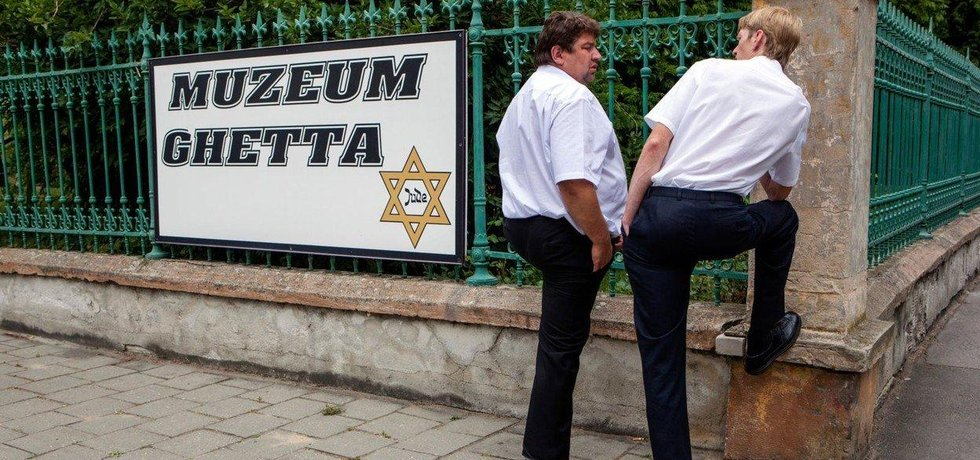 Terezín chce být více než jen pomníkem Holocaustu