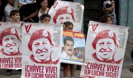 Nicolás Maduro pokračuje v politice Huga Cháveze
