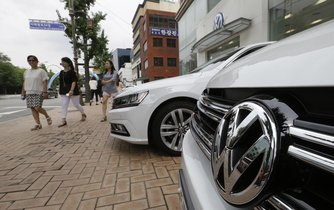 Volkswagen, ilustrační foto (Zdroj: ČTK)