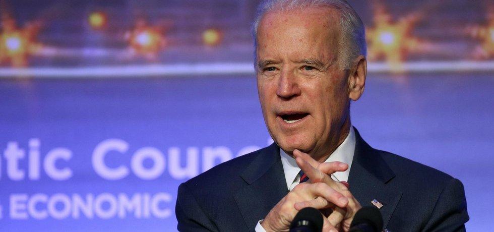 Kandidát na prezidenta USA Joe Biden
