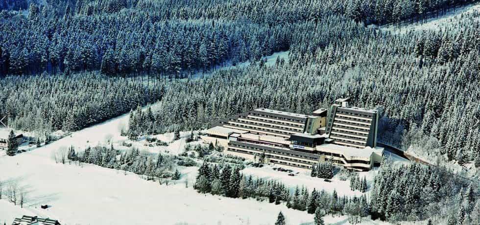 Hotel Horal ve Špindlerově Mlýně