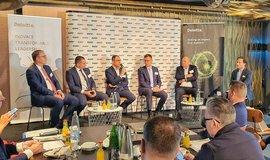Konference Průmyslu pořádaná týdeníkem Euro.